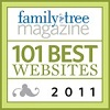 Family Tree Magazine Award